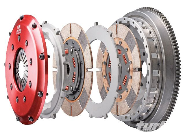 Fly Wheel and Clutch Kits