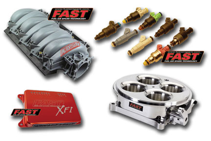 Fuel Pumps, Rails and Injectors